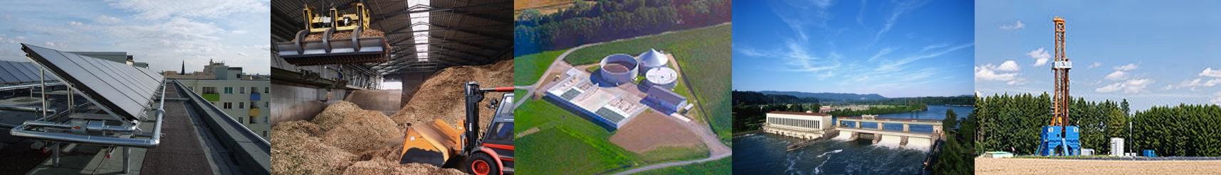 Banner Erneuerbare Energien