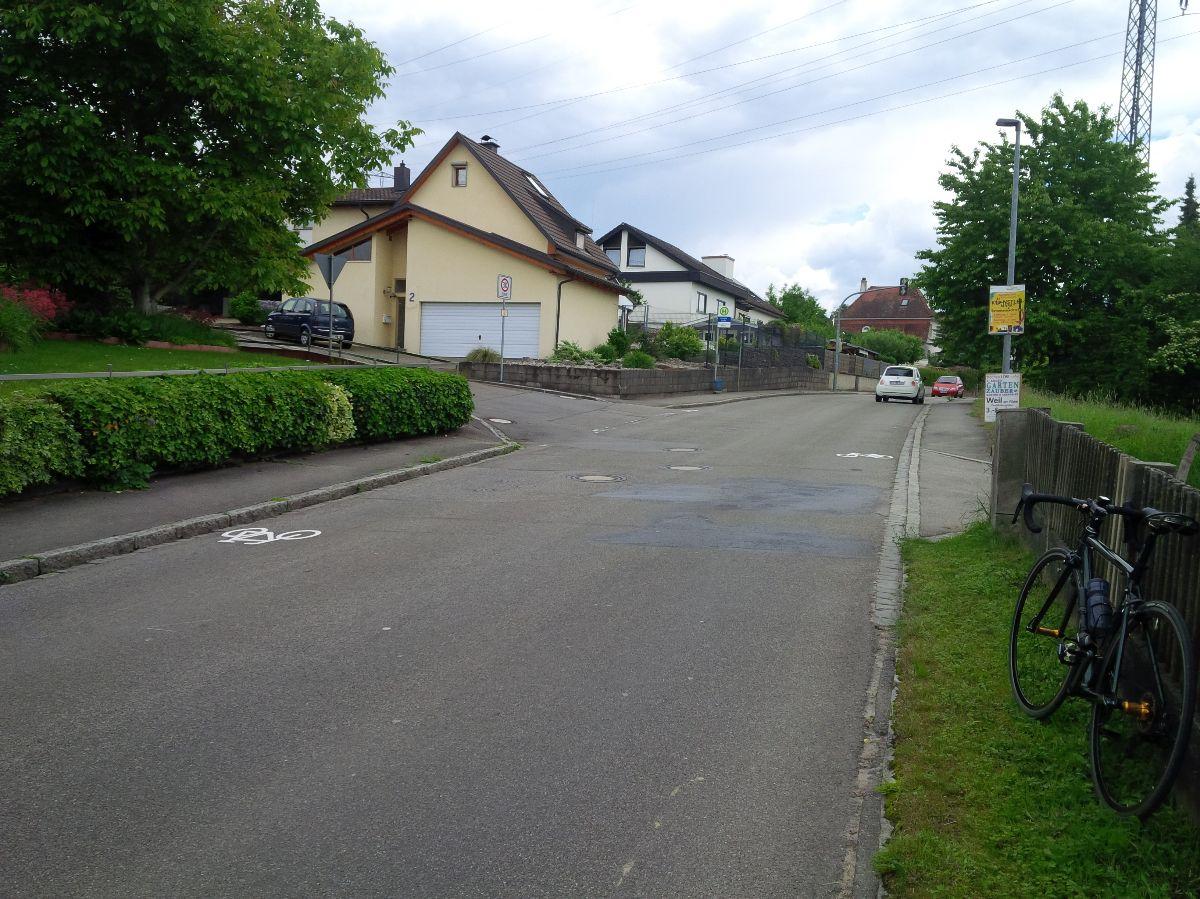 2016_Fahrradpiktogrammspur_Rümmingen_K6354