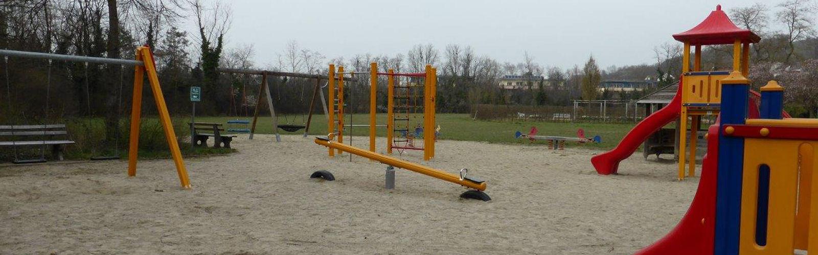 Spielplatz im Kurpark, Bad-Bellingen