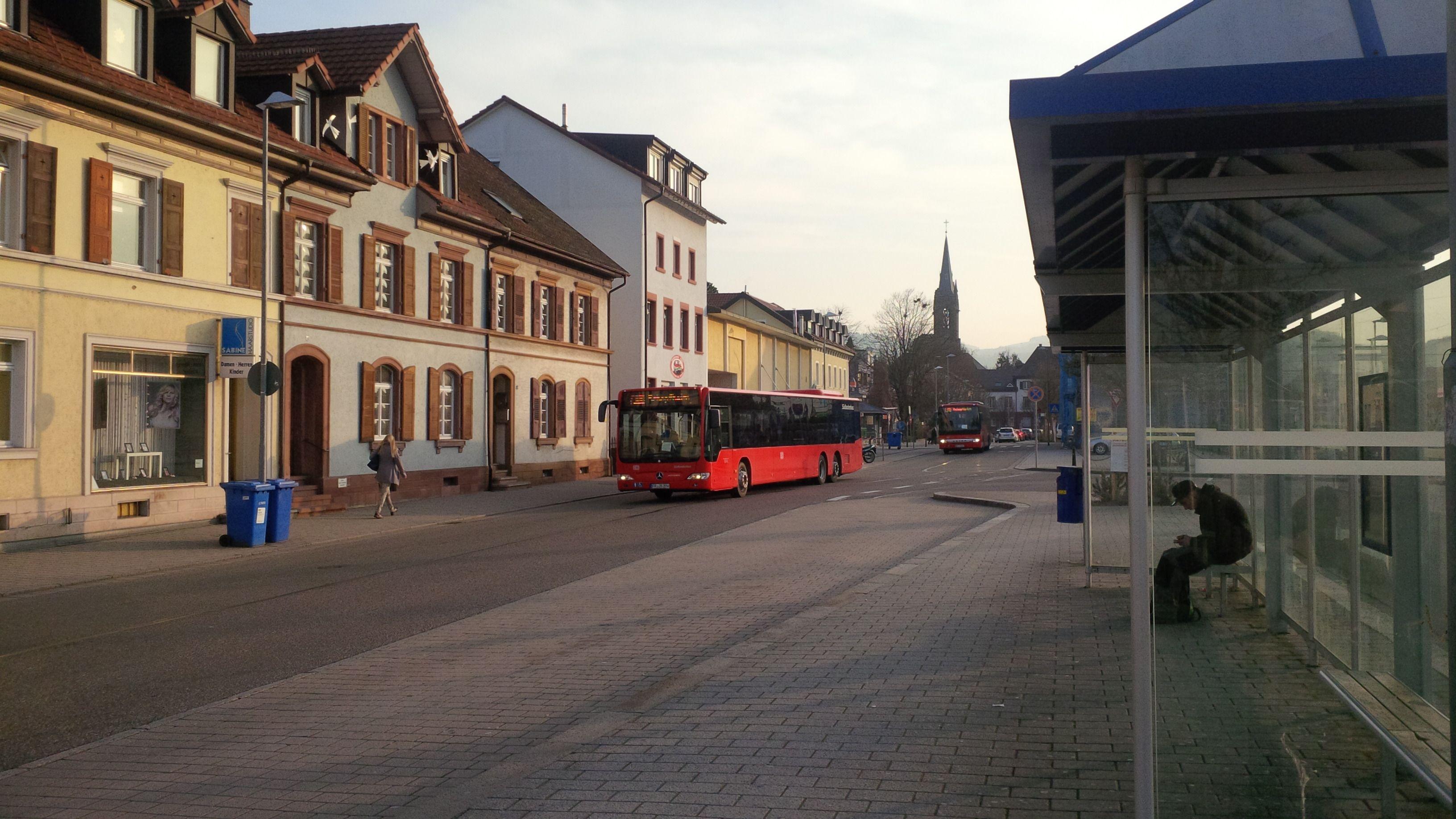 Busse Schopfheim