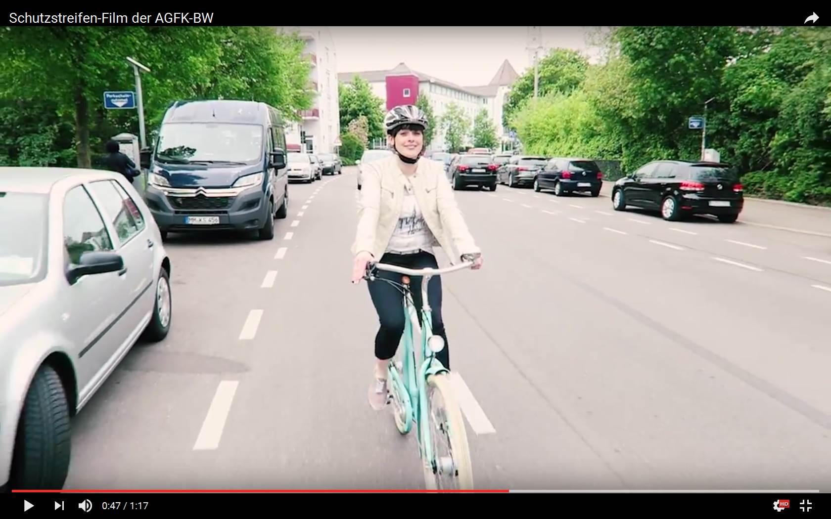 AGFK-Schutzstreifen-Film