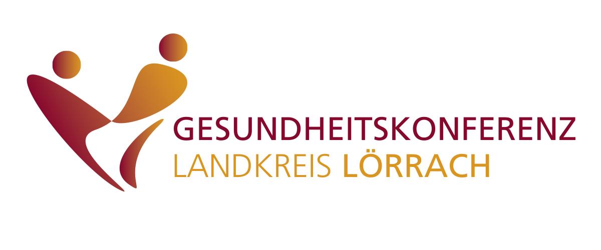 Logo der Gesundheitskonferenz Landkreis Lörrach