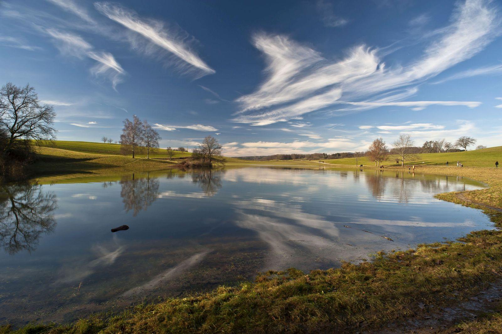 Eichener See (© Walter Hilf)