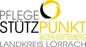 Logo des Pflegestützpunkts Landkreises Lörrach