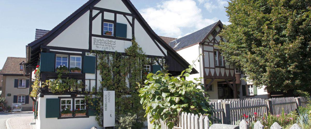 Hebelhaus in Hausen im Wiesental, Foto: Hebelstiftung Hausen