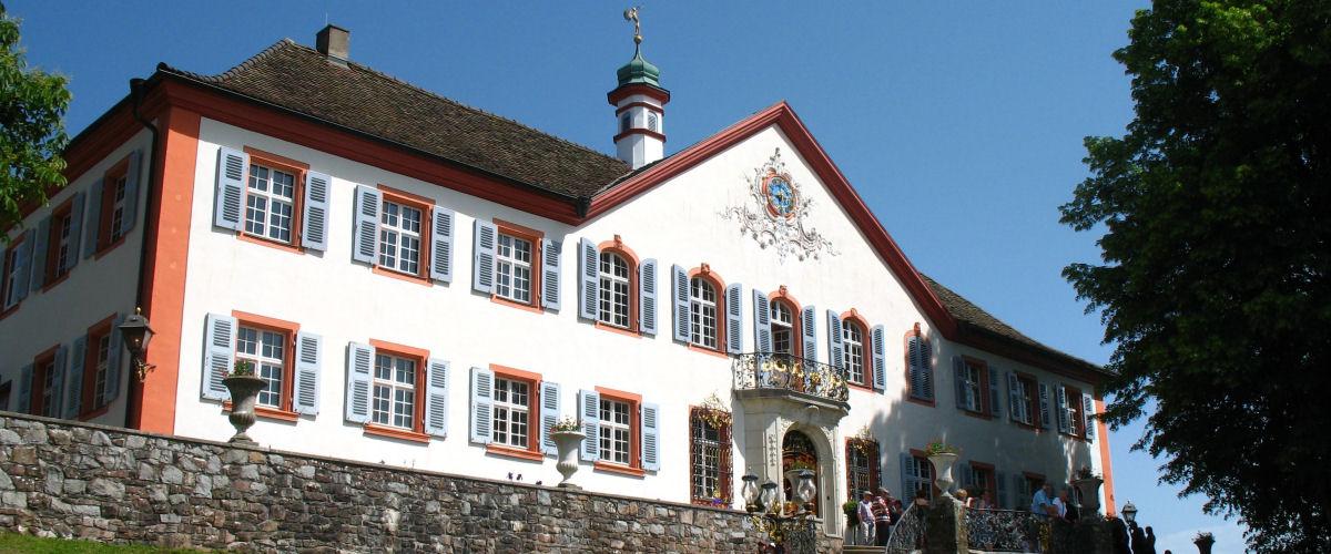 Schloss Bürgeln, Foto: Landkreis Lörrach