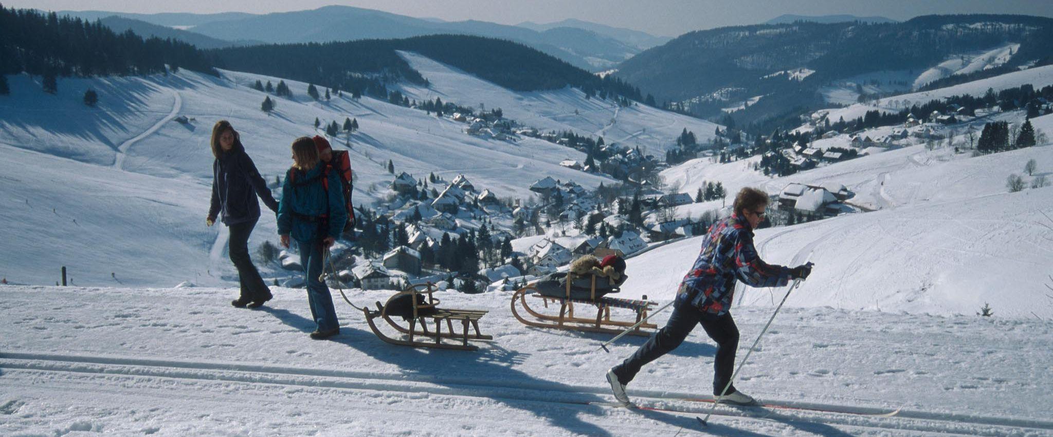 Winterwelt im Südschwarzwald