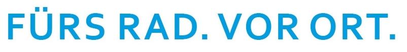 Logo AGFK-BW FÜRS RAD. VOR ORT