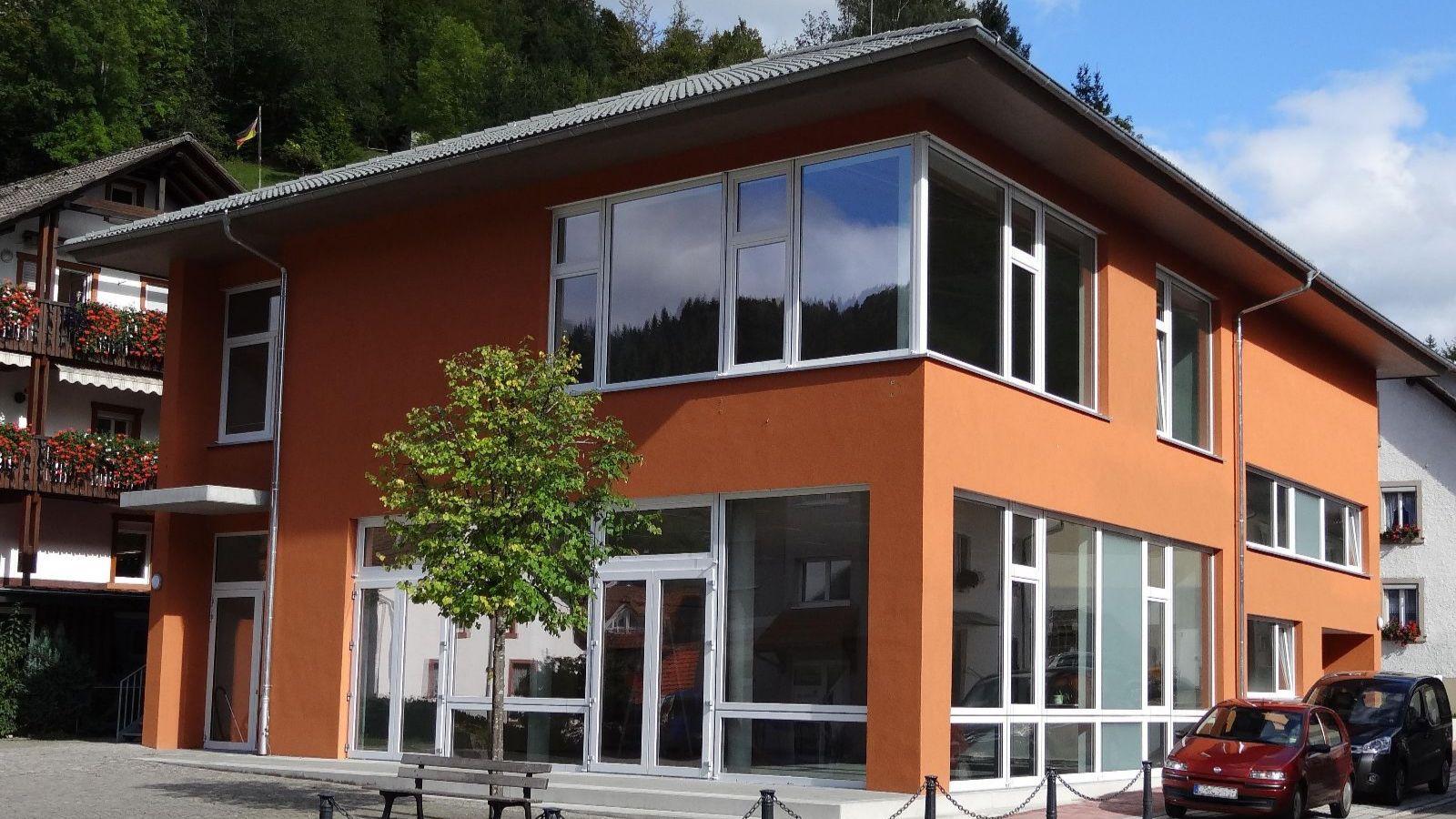 Gefördertes Gemeindehaus Mambach
