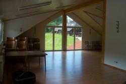 Geförderte Sanierung Gemeindesaal