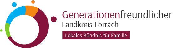 """Logo """"Generationenfreundlicher Landkreis"""""""
