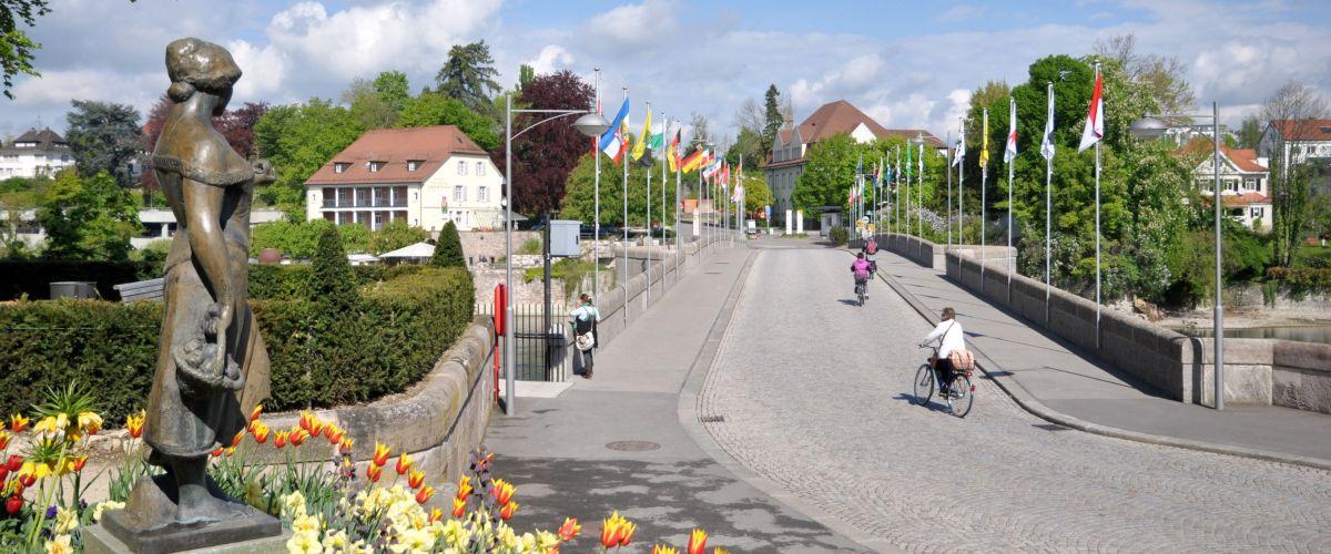 Rheinfelden, Rheinbrücke