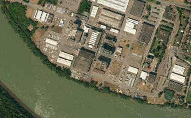 Werksgelände BASF 2012