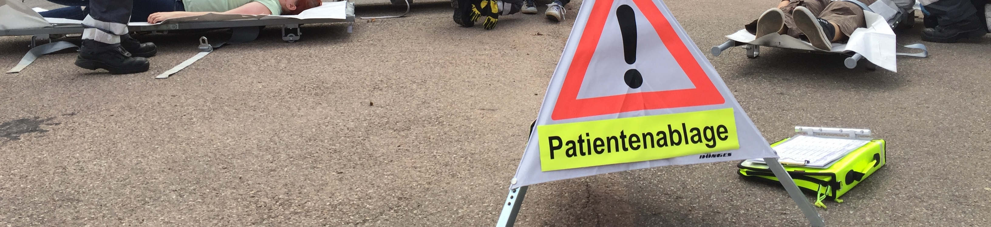 Patientenablage Behandlungsplatz