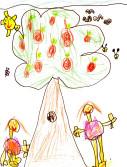 Grafik: Stark wie ein Baum