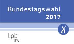 Button Bundestagswahl 2017