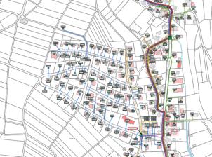 Planungsbeispiel Ortsnetz