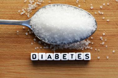 Löffel mit Zucker