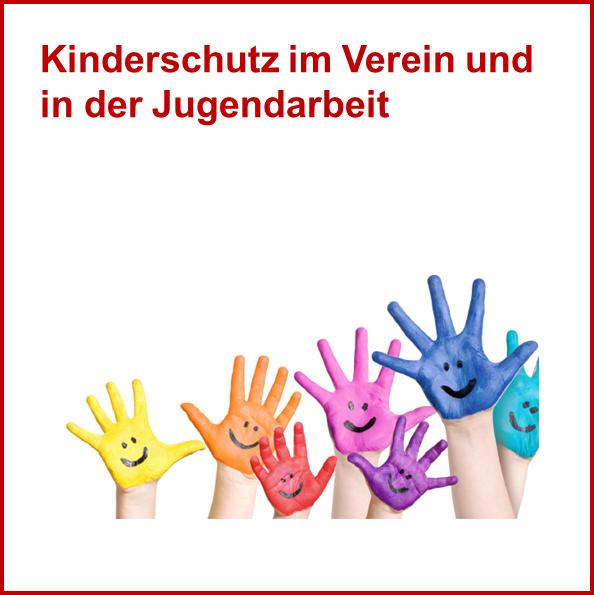 Link zum PDF: Kinderschutz im Verein und in der Jugendarbeit