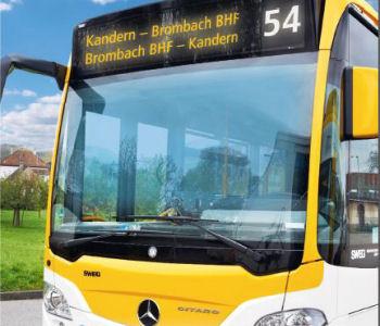 Sausenberber - Buslinie 54