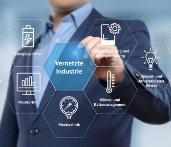 """Info-Veranstaltung """"Vernetzte Industrie"""" für Unternehmen aus dem Landkreis Lörrach am 04.12.2018"""