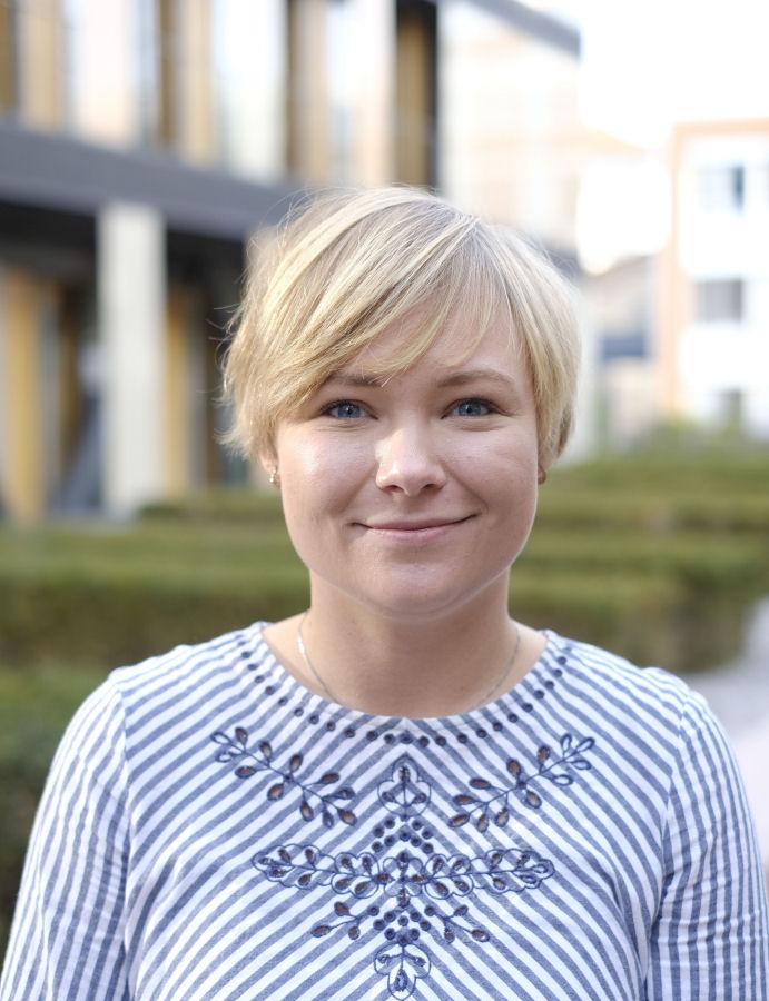 Susann Franke ist seit Oktober dieses Jahres beim Landratsamt Lörrach für die Koordinierung der Pflegeausbildung zuständig. Foto: Landratsamt Lörrach