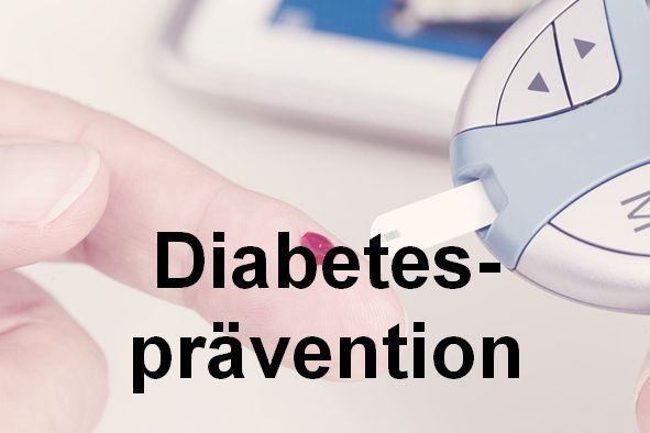 Diabetesprävention