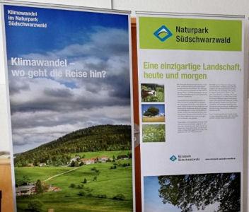 Ausstellung Klimawandel - wo geht die Reise hin?