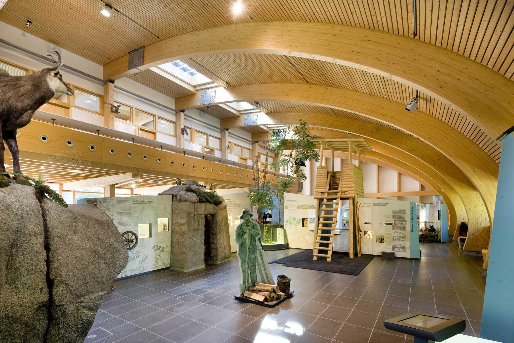 Haus der Natur. Foto: Jürgen Gocke