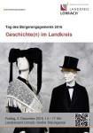Plakat: Tag des Bürgerengagements 2016