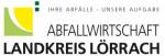 Logo der Abfallwirtschaft Landkreis Lörrach