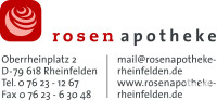 Rosenapotheke Rheinfelden