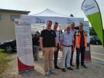 Baubeginn für das Glasfasernetz an alle Häuser in Fischingen
