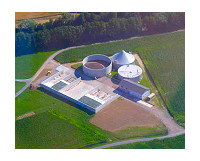 Biogasanlage Hägelberg
