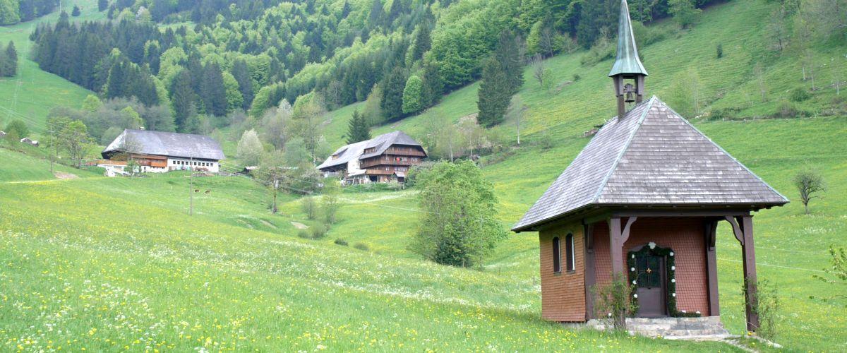 Kleine Kapelle bei Aitern
