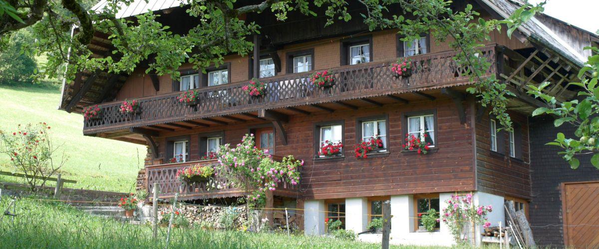 Schwarzwaldhaus in Aitern