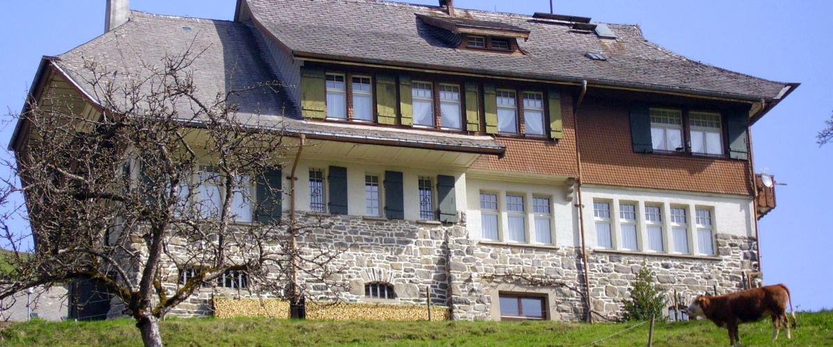 Rathaus der Gemeinde Aitern