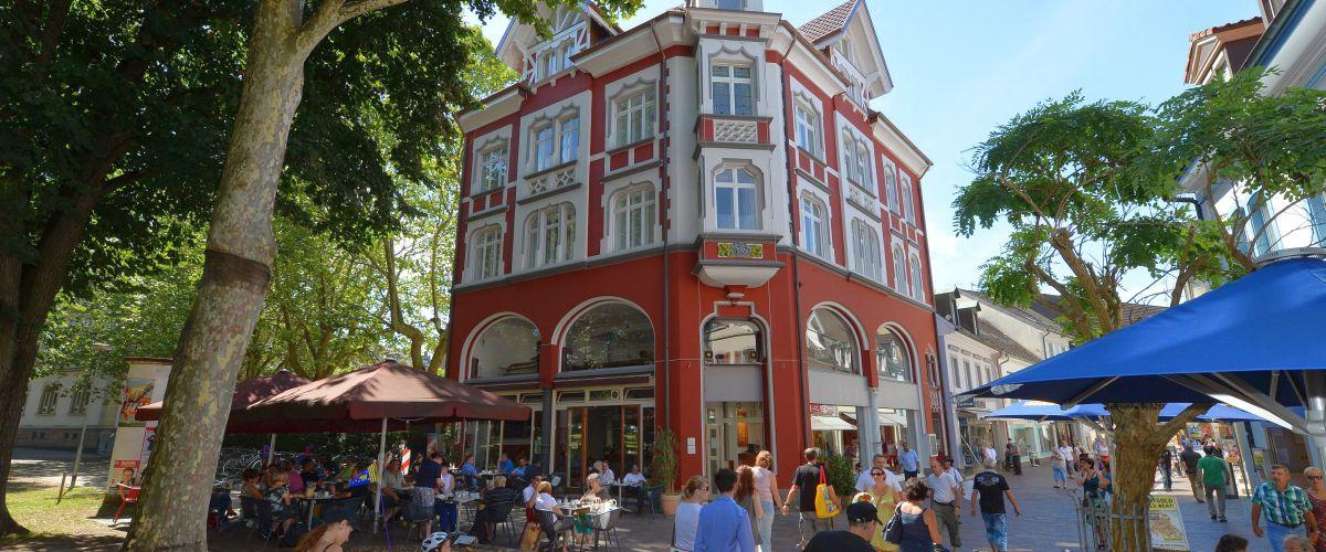 Lörracher Innenstadt