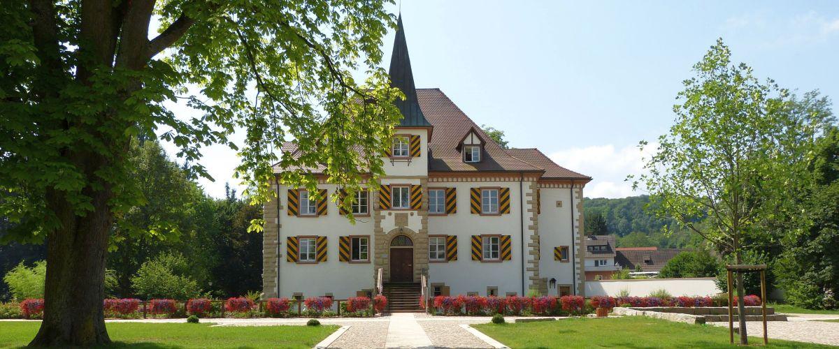 Rathaus der Gemeinde Schliengen