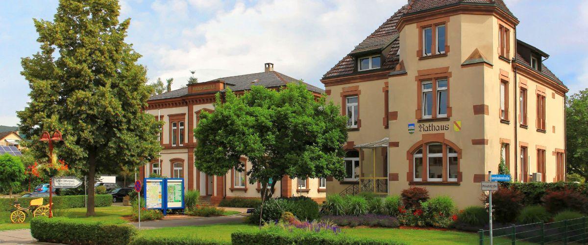 Rathaus in Steinen