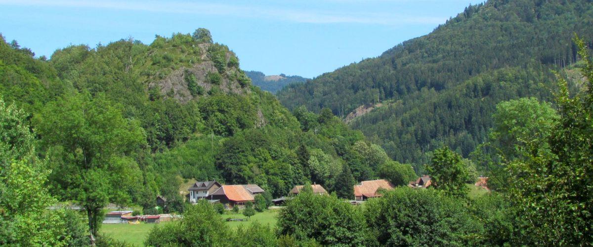 Utzenfluh der Gemeinde Utzenfeld