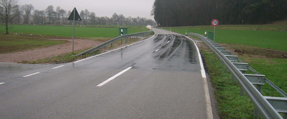 Sohlbachbrücke K 6351 bei Egringen