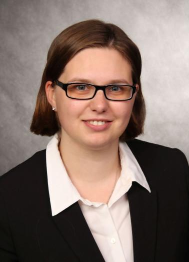 Nina Gregotsch - Stellvertretende Dezernatsleitung des Dezernats Mobilität, Umwelt & Strukturpolitik