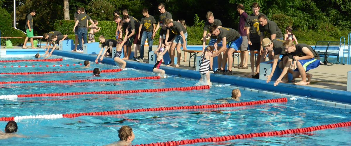 Swim & Run 2016