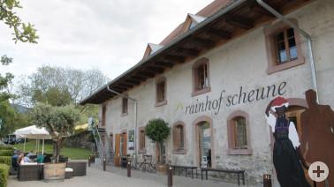 Rainhof Scheune