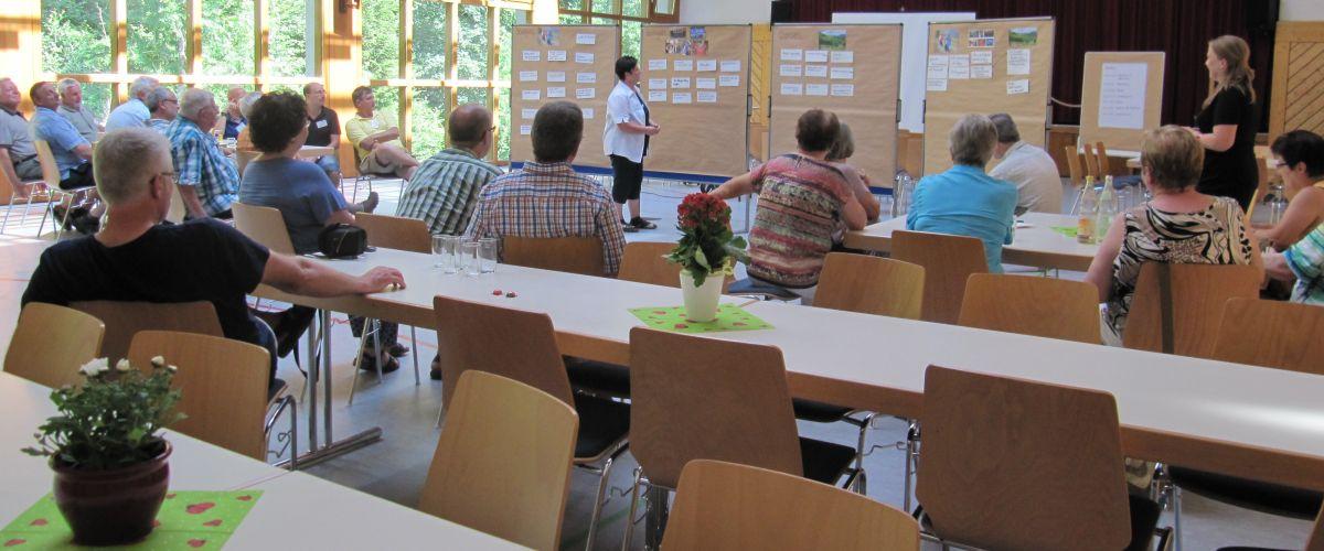 Bürgerbeteiligung in Aitern Ergebnispräsentation