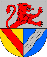 Wappen des Landkreises Lörrach