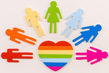 Herz Regenbogen