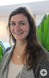 Madeline Siebert, neue Tourismusbeauftragte
