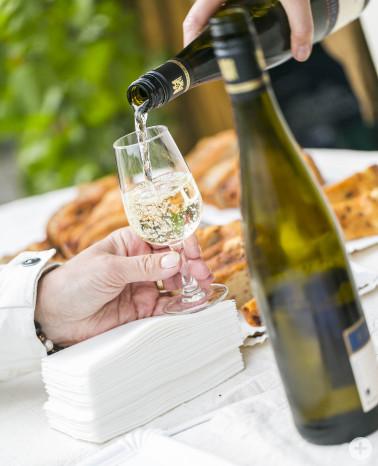 Naturpark Gastgeber Wein Spezial